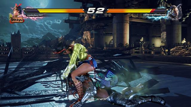 Tekken 7 on PlayStation 4