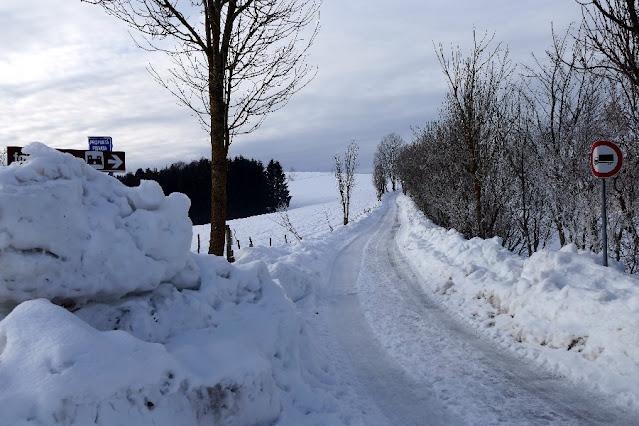 escursioni passeggiate invernali altopiano asiago sette comuni
