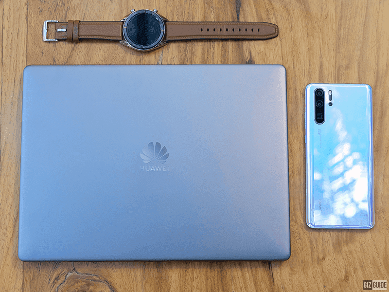 Smart Signature offers the Huawei Mate20 Pro with a Free Huawei Watch GT!