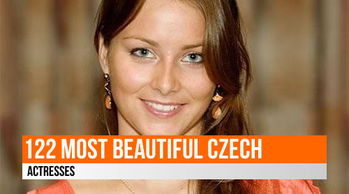 LIST: 122 Most Beautiful Czech Actresses