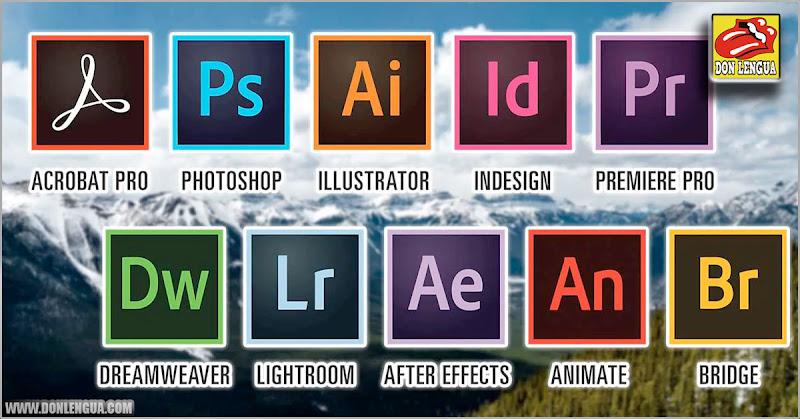 Empresa Adobe dejará de prestar servicios para Venezuela como el Photoshop o el Reader
