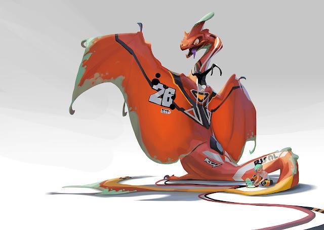 Rudy Siswanto - Big Race Preps Flying Dragon