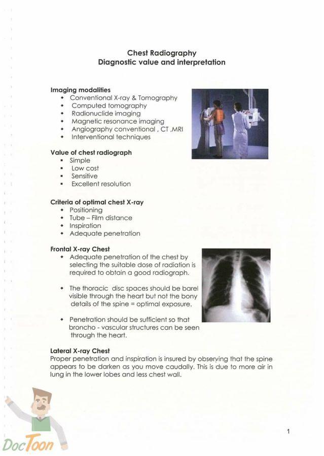 chest radiology  pdf