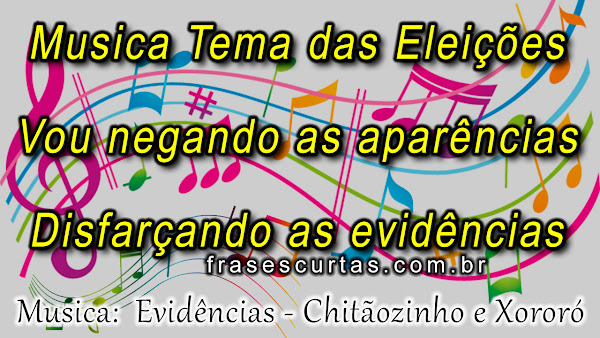 frases eleições no Brasil