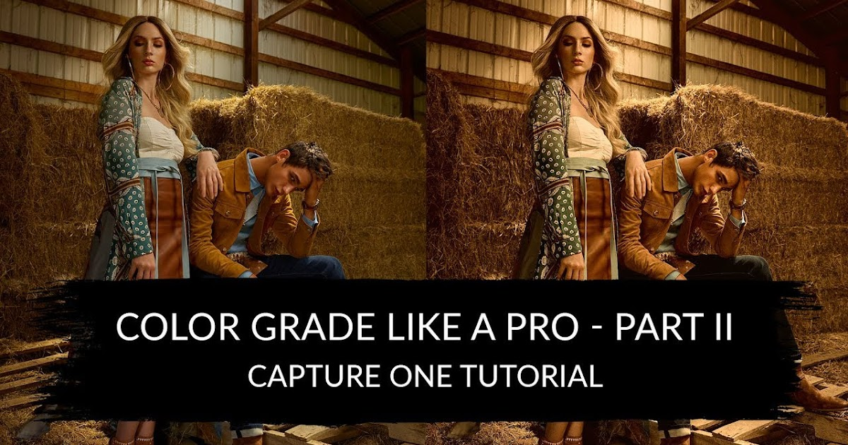 Color Grade Like A Pro by Clay Cook