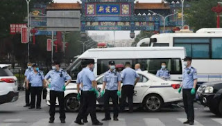 Chinese capital adopts new strict lockdown measures and rolling out mass testing after a fresh cluster of Covid-19