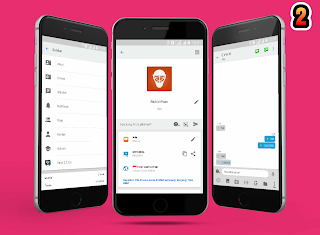 mod bbm iphone terbaru