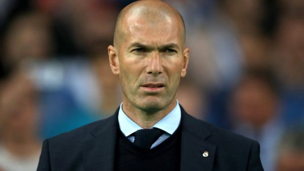 Zidane Resign As  Real Madrid Coach