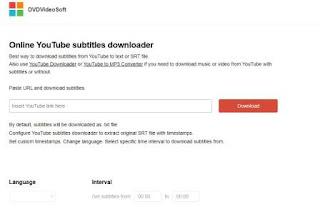 Cara Mendownload Subtitle Youtube