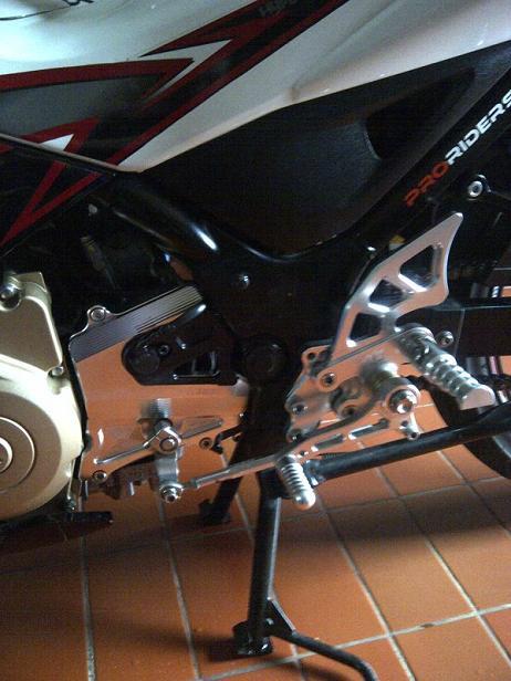 Modifikasi Suzuki Satria Variasi Motor Suzuki Satria F 150
