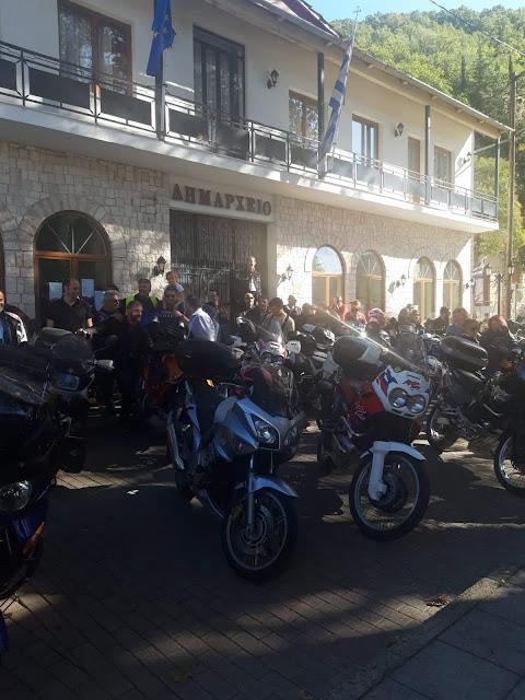 Γιάννενα: Εντυπωσιακές Μηχανές Από Όλη Την Ελλάδα Στον Δήμο Πωγωνίου!