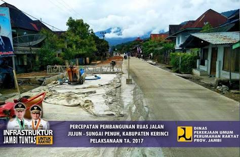 Pokja BM2 dan Kabid Bina Marga PUPR Provinsi Jambi Digugat ke Pengadilan