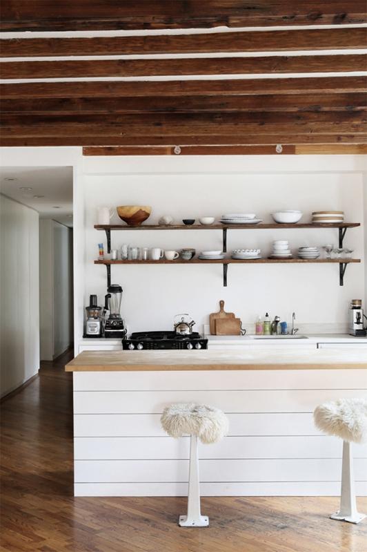 Apartemento minimalista en NYC chicanddeco blog