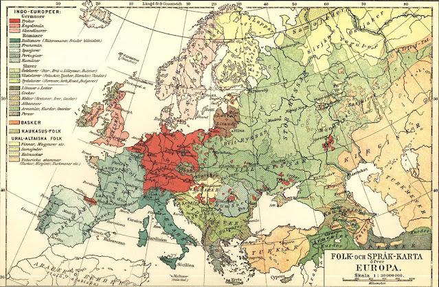 Europa el viejo continente