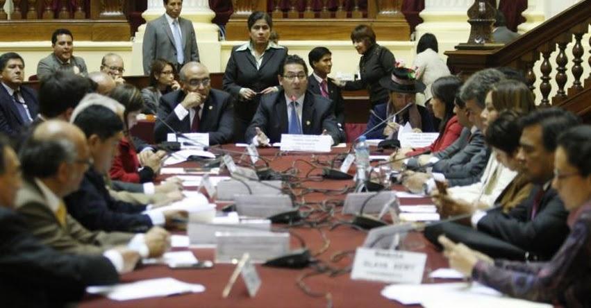 Comisión de Justicia aprueba proyecto de ley «Regula el Nacimiento Confidencial y Ampara al Expósito»