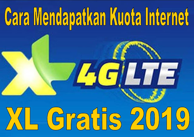 Cara Terbaru Mendapatkan Kuota Internet XL Gratis November 2019