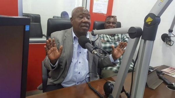Allotey Jacobs Declares Anyone Who Doesn't Support Mahama A Witch Or Wizard – Video