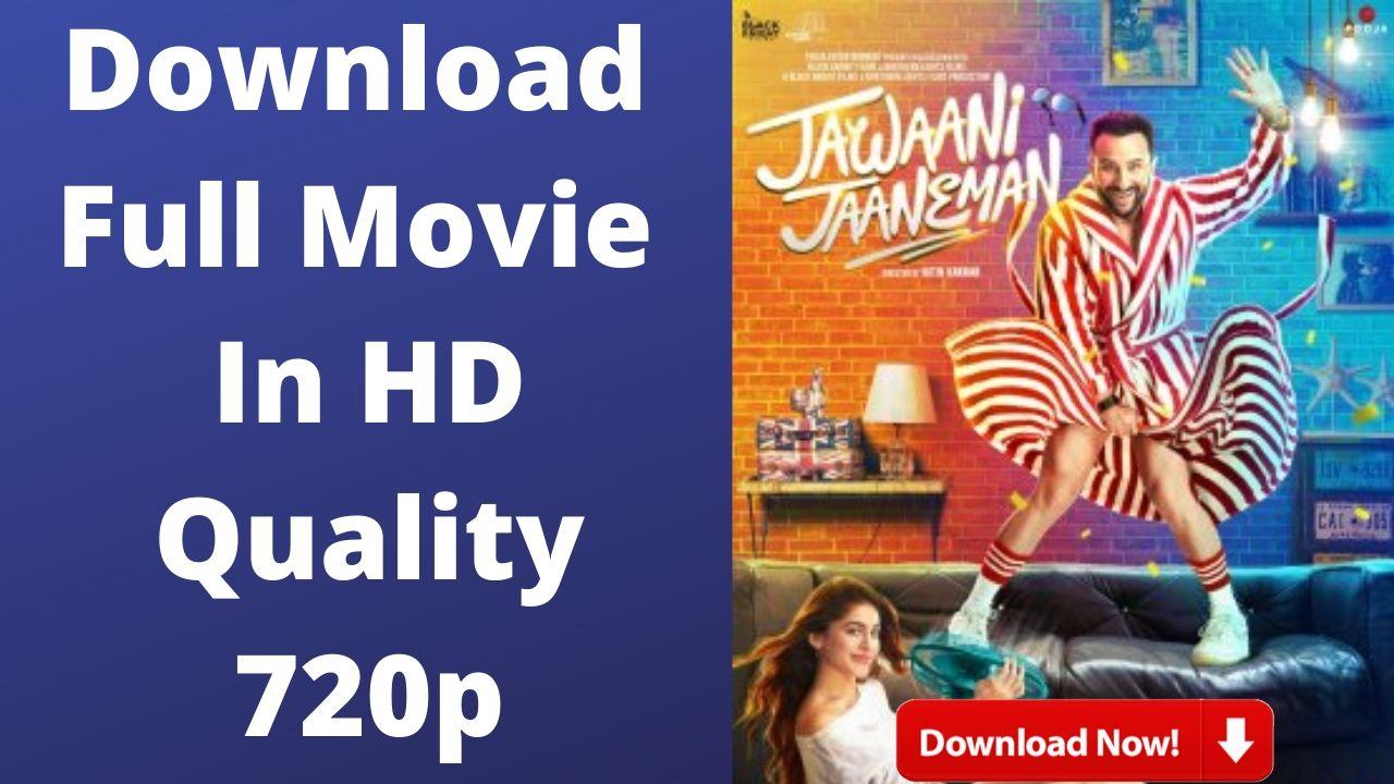 Jawaani Jaaneman 2020 Download 1080p