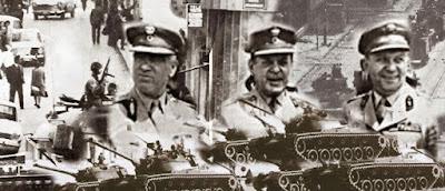 Η Στρατιωτική δικτατορία στην Ελλάδα ή αλλιώς Το Πραξικόπημα της 21ης Απριλίου (1967 - 1974)