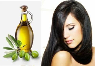 Cara Melebatkan Rambut Dengan Minyak Zaitun