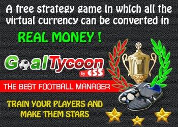 التسجيل في لعبة جول تايكون  GoalTycoon Registration
