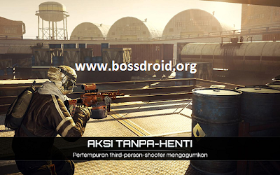 Game AfterPulse Mod Apk + Data OBB v1.5.6 Full Version Terbaru untuk Android