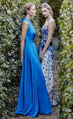 vestido largo evento primavera verano Dolores Promesas Heaven