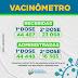 Covid-19: Quase 75% da população acima de 18 anos já foi vacinada com a primeira dose em Serrinha