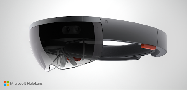 أطلقت شركة ميكروسوفت نظارة الواقع الإفتراضى فى 6 دول جديده