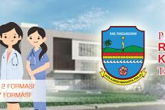RSUD Pangandaran Butuh 189 Karywan Baru, Lulusan SMA/SMK/D4/D3/S1, Terakhir Pendaftaran Besok