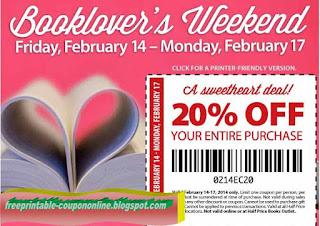 Free Printable Half Price Books Coupons