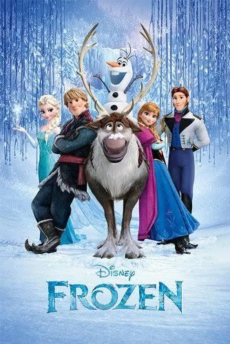 Download Frozen Movie (2013) Subtitles ( Cartoon Movie )