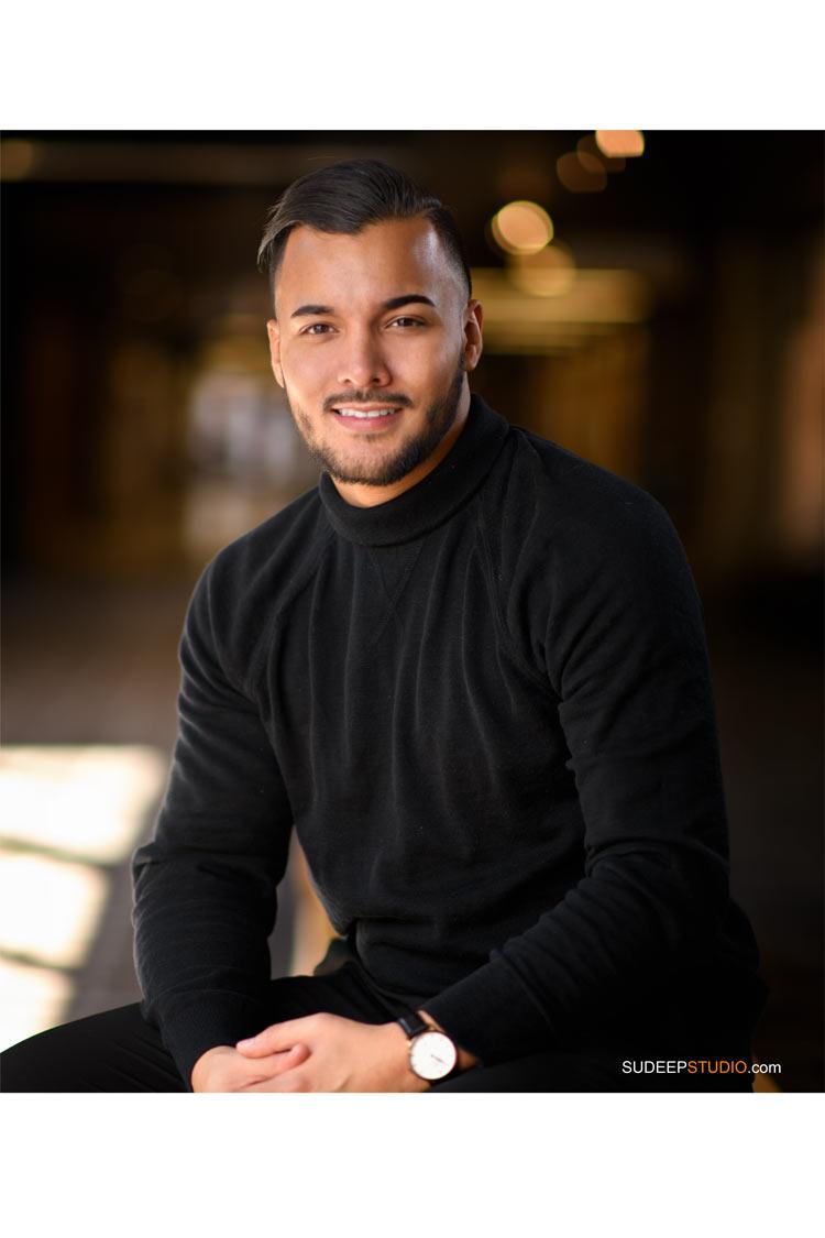 Professional Portraits for IT Technology Business Linkedin Social Media SudeepStudio.com Ann Arbor Portrait Photographer