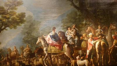 Contenda entre Jacó e Labão - Genesis 31