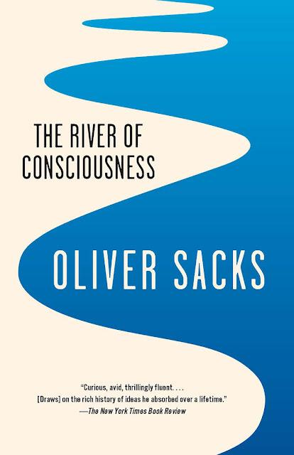 意識之河 The River of Consciousness 書本封面 -Oliver Sacks