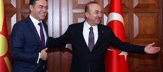 Η Άγκυρα θέλει να εκλέξει Τούρκο πρόεδρο στα... Σκόπια