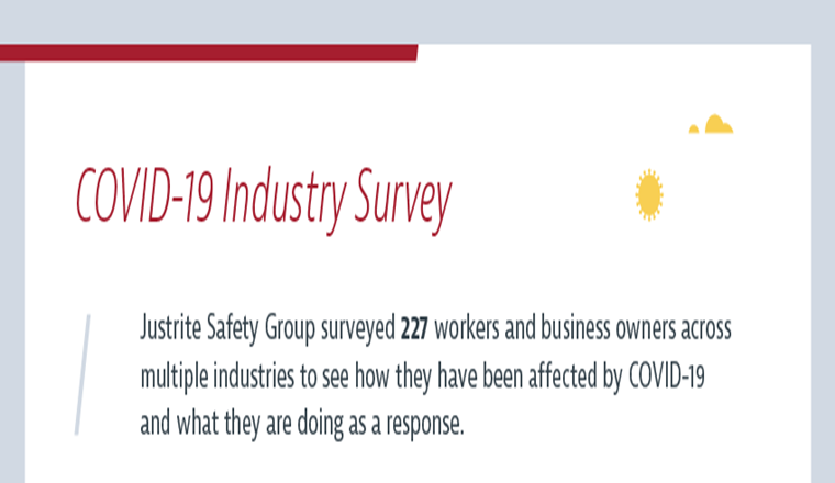 COVID-19 Back to Business | Group Survey Results