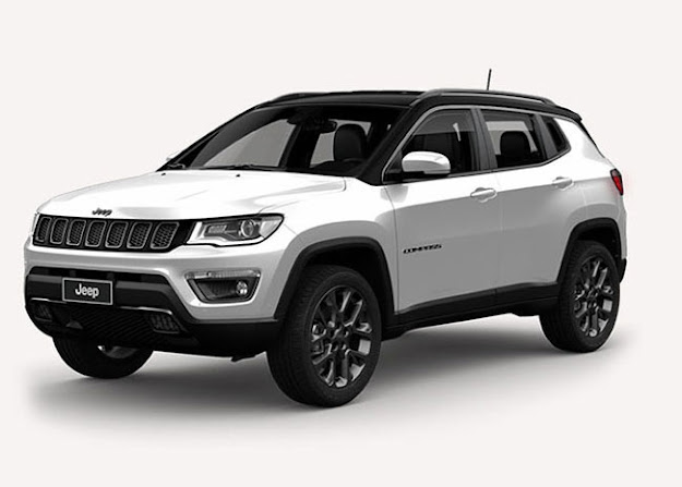 Informativo: Recall do Jeep Compass 2016 a 2019