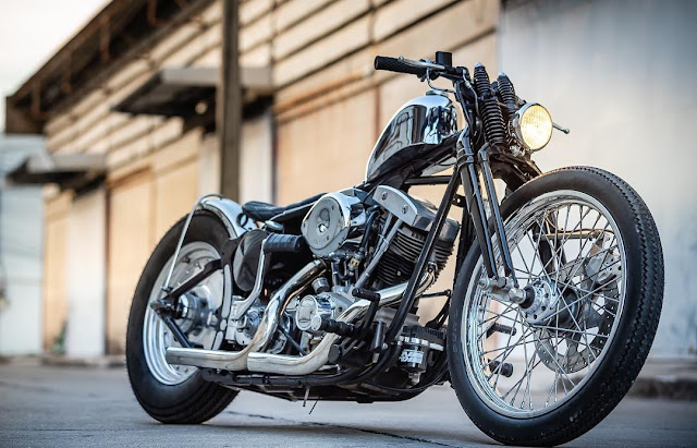 Harley Davidson By K-Speed Hell Kustom