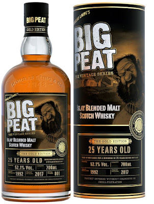 "Douglas Laing Big Peat 25 Years Old ""The Gold Edition"""