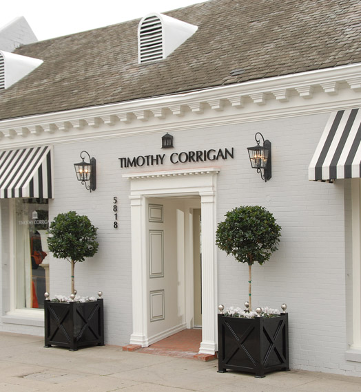 striped awnings – PVE Design