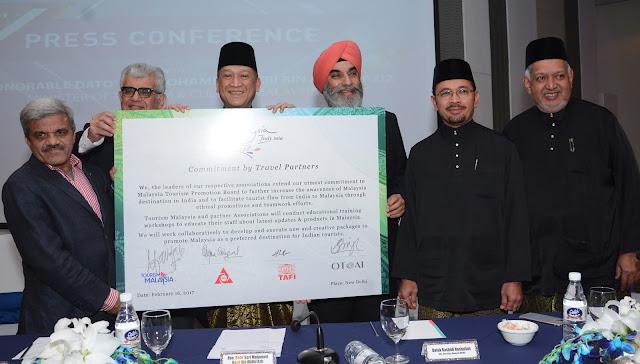 Mr. Rajan Sehgal,Mr. Pradip Lulla,Hon.Dato' Seri Mohamed Nazri Bin Abdul Aziz, Mr. Guldeep Singh Sahni,Dato' Sri Hj Mustafar Hj. Ali and Datuk Seri Mirza Mohammad Taiyab-