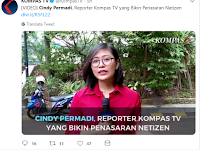 Cindy Permadi VIRAL - Lihat Komentar Warganet dan Foto-fotonya