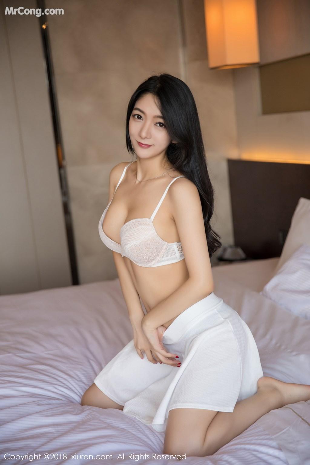 Image XIUREN-No.1175-Xiao-Reba-Angela-MrCong.com-005 in post XIUREN No.1175: Người mẫu Xiao Reba (Angela小热巴) (55 ảnh)