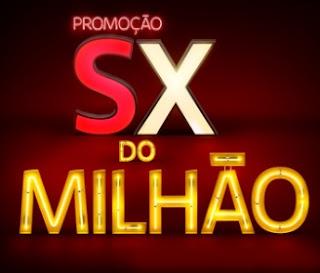 Cadastrar na Promoção SX do Milhão Santander 2020