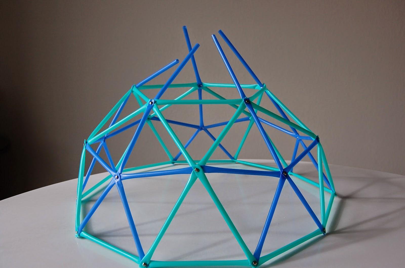 Bigib Designs Winter Break Activity Build A Geodesic