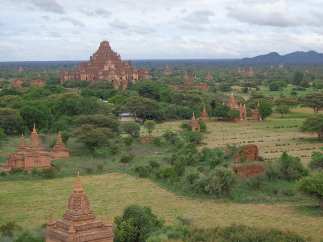 Bagan The Wandering Juan