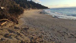 ΣΤΟΠ σε έργο του δήμου Σκοπέλου στο παραλιακό μέτωπο από την Εφορεία Αρχαιοτήτων Μαγνησίας