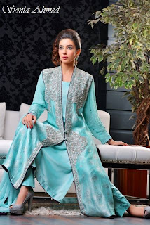 Sonia Ahmed Latest Summer collection 2013