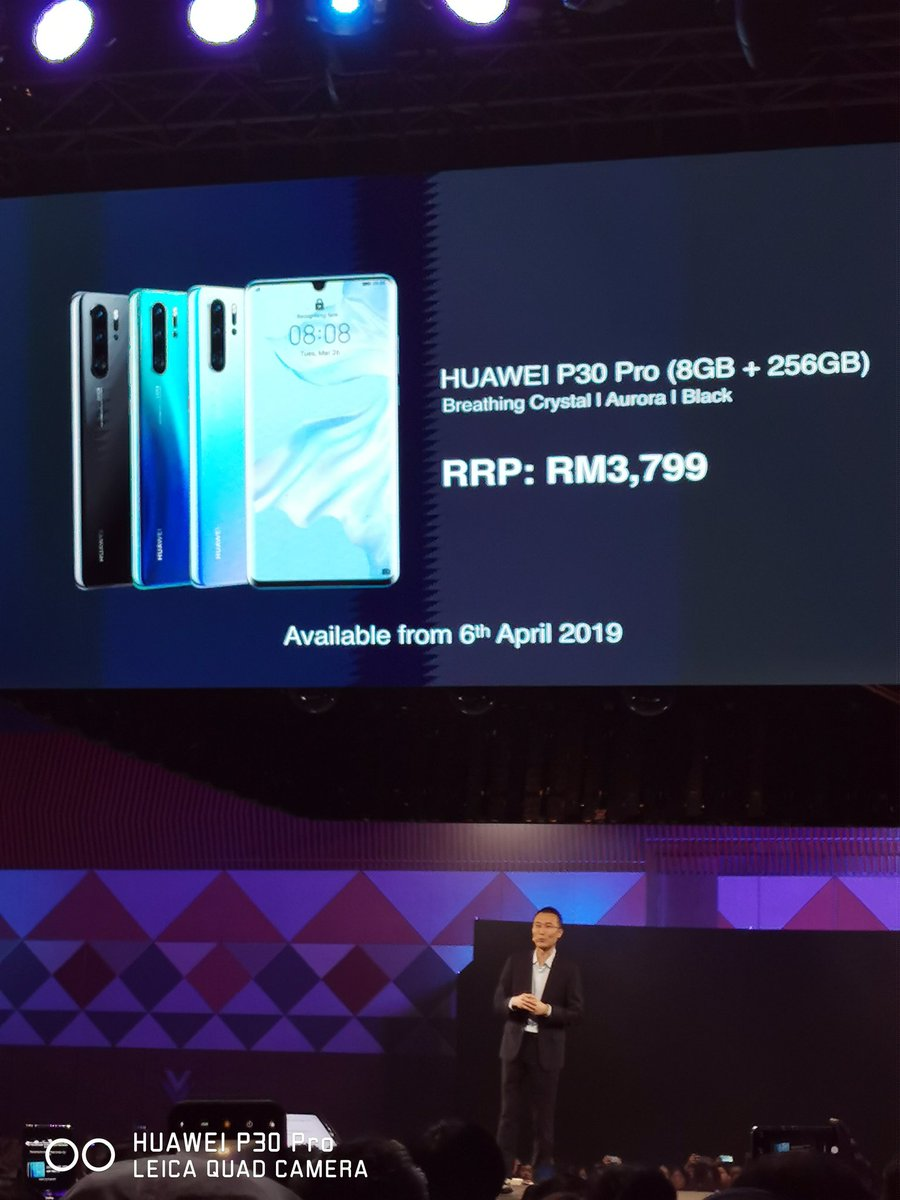harga huawei p30 pro